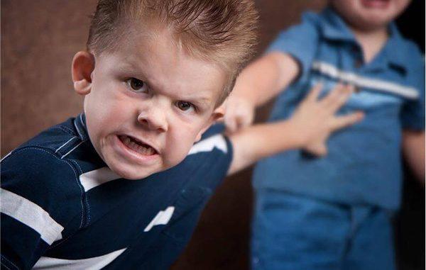 agresif çocuklarla başa çıkma, agresif çocuklarla iletişim kurma, agresif çocukların davranışları