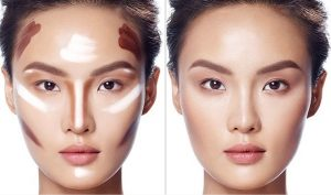 yüz şekline göre makyaj yapma, makyaj nasıl yapılır, yüz şekli ve uygun makyaj yapma